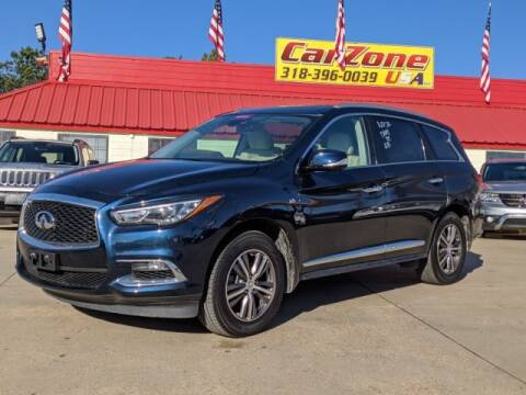 2017 Infiniti QX60 for sale at CarZoneUSA in West Monroe LA