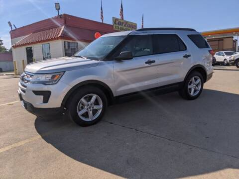 2018 Ford Explorer for sale at CarZoneUSA in West Monroe LA