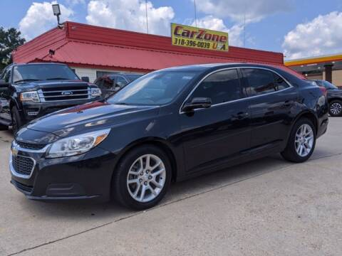 2015 Chevrolet Malibu for sale at CarZoneUSA in West Monroe LA