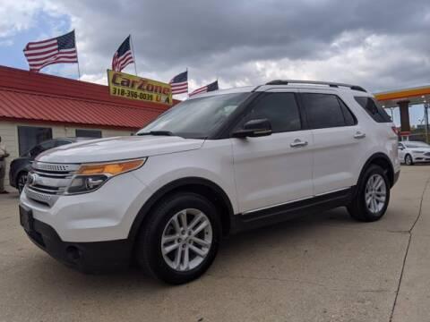 2013 Ford Explorer for sale at CarZoneUSA in West Monroe LA