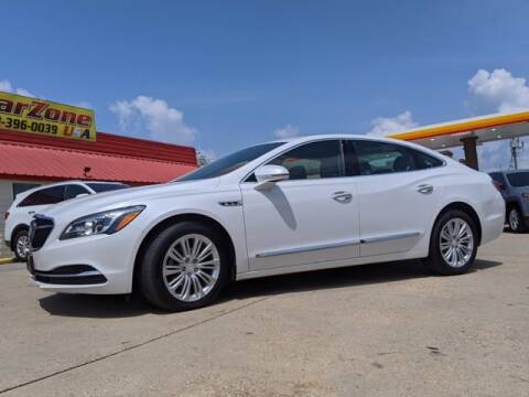 2018 Buick LaCrosse for sale at CarZoneUSA in West Monroe LA