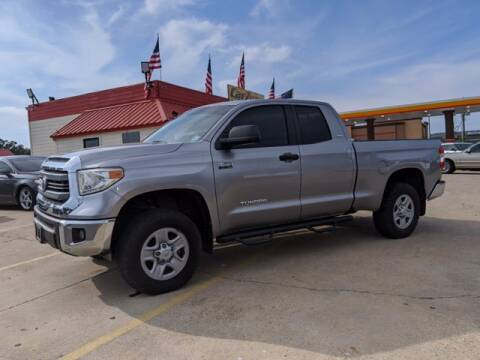 2015 Toyota Tundra for sale at CarZoneUSA in West Monroe LA