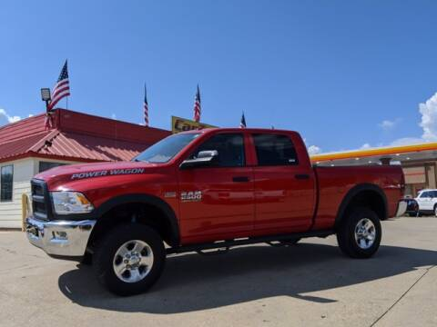 2016 RAM Ram Pickup 2500 for sale at CarZoneUSA in West Monroe LA