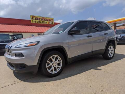 2015 Jeep Cherokee for sale at CarZoneUSA in West Monroe LA