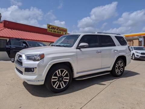 2016 Toyota 4Runner for sale at CarZoneUSA in West Monroe LA