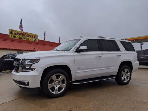 2016 Chevrolet Tahoe for sale at CarZoneUSA in West Monroe LA