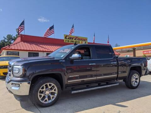 2016 GMC Sierra 1500 for sale at CarZoneUSA in West Monroe LA