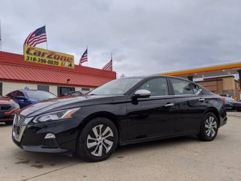 2019 Nissan Altima for sale at CarZoneUSA in West Monroe LA