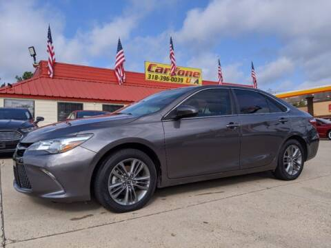 2017 Toyota Camry for sale at CarZoneUSA in West Monroe LA