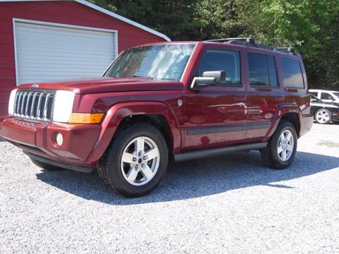 2007 Jeep Commander for sale in Cherryville, NC