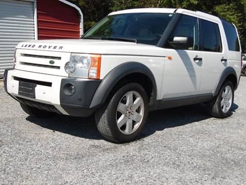 2008 Land Rover LR3 for sale in Cherryville, NC