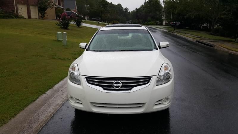 2012 Nissan Altima For Sale At ATLANTA MOTORS In Suwanee GA