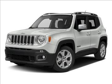 2017 Jeep Renegade for sale in Conroe, TX