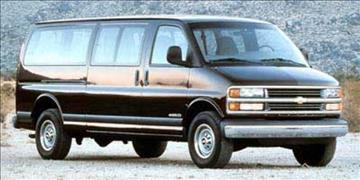 1999 Chevrolet Express Passenger for sale in Conroe, TX