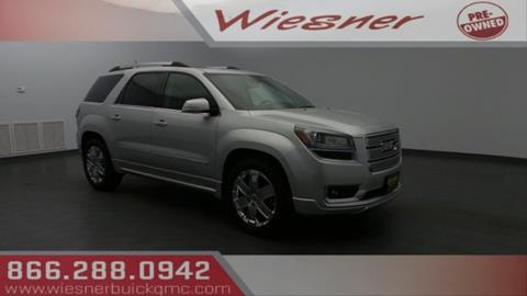 2016 GMC Acadia for sale in Conroe, TX