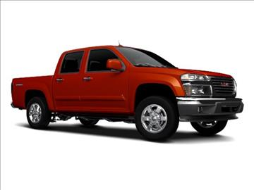 2009 GMC Canyon for sale in Conroe, TX