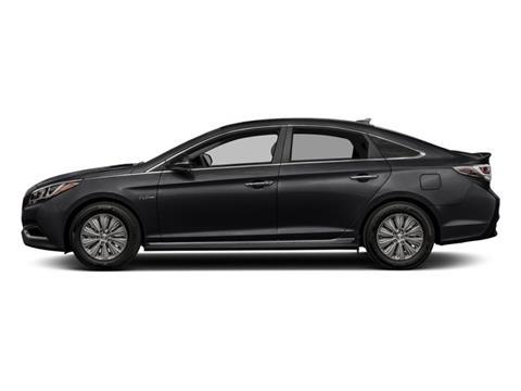 2017 Hyundai Sonata Hybrid for sale in Conroe, TX