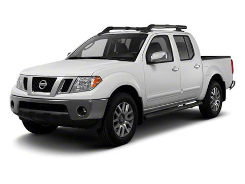 2012 Nissan Frontier for sale in Conroe, TX