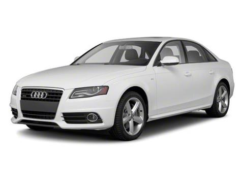 2012 Audi A4 for sale in Conroe, TX