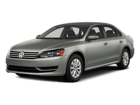 2015 Volkswagen Passat for sale in Conroe, TX