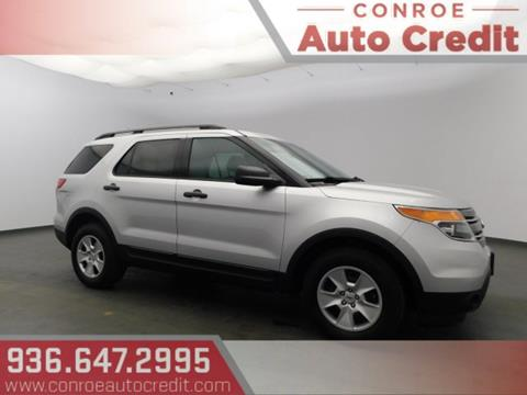 Ford Explorer For Sale In Conroe Tx Carsforsale Com