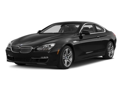 Wiesner Conroe Tx >> BMW 6 Series For Sale - Carsforsale.com