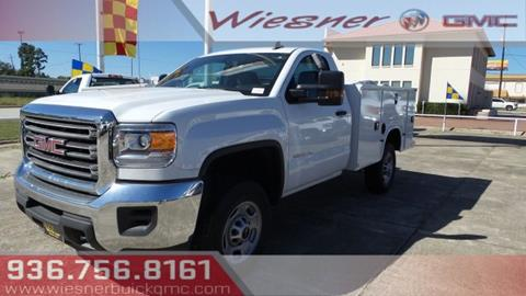 2016 GMC Sierra 2500HD for sale in Conroe, TX