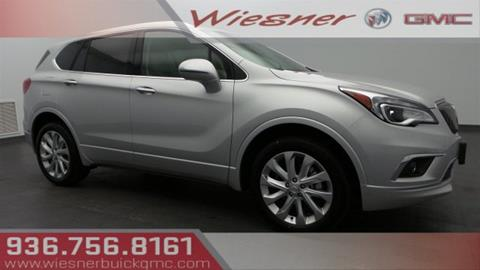 2016 Buick Envision for sale in Conroe, TX