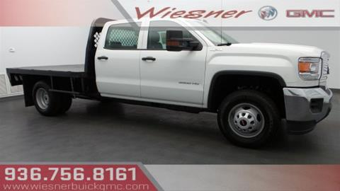 2016 GMC Sierra 3500HD for sale in Conroe, TX