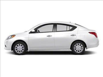 2012 Nissan Versa for sale in Conroe, TX