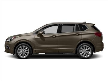 2017 Buick Envision for sale in Conroe, TX