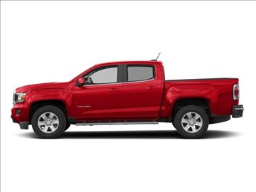 2017 GMC Canyon for sale in Conroe, TX