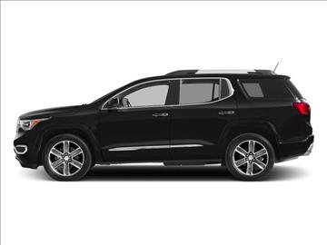 2017 GMC Acadia for sale in Conroe, TX