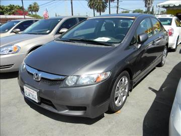 2010 Honda Civic for sale in Los Angeles, CA