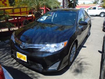 2012 Toyota Camry for sale in Los Angeles, CA