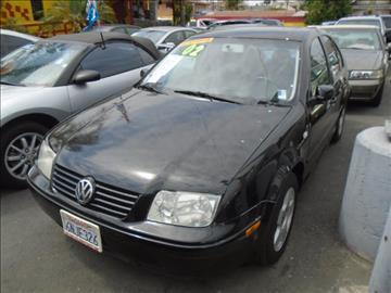 2002 Volkswagen Jetta for sale in Los Angeles, CA