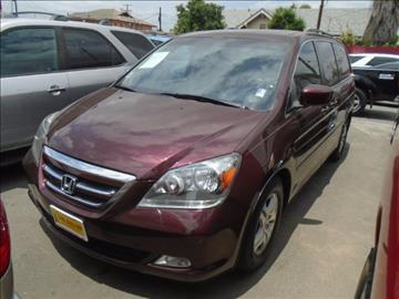 2007 Honda Odyssey for sale in Los Angeles, CA