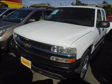 2003 Chevrolet Tahoe for sale in Los Angeles, CA