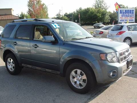 2012 Ford Escape for sale in Boise, ID