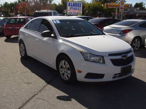 2013 Chevrolet Cruze for sale in Boise, ID
