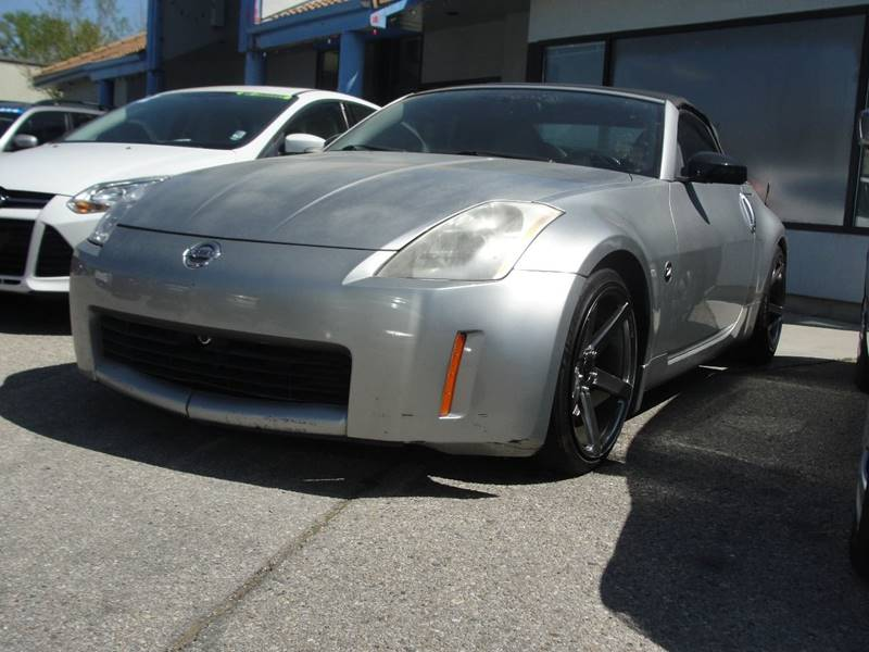 2004 Nissan 350z Touring 2dr Roadster In Boise Id Alborz Auto