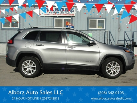 2015 Jeep Cherokee for sale in Boise, ID