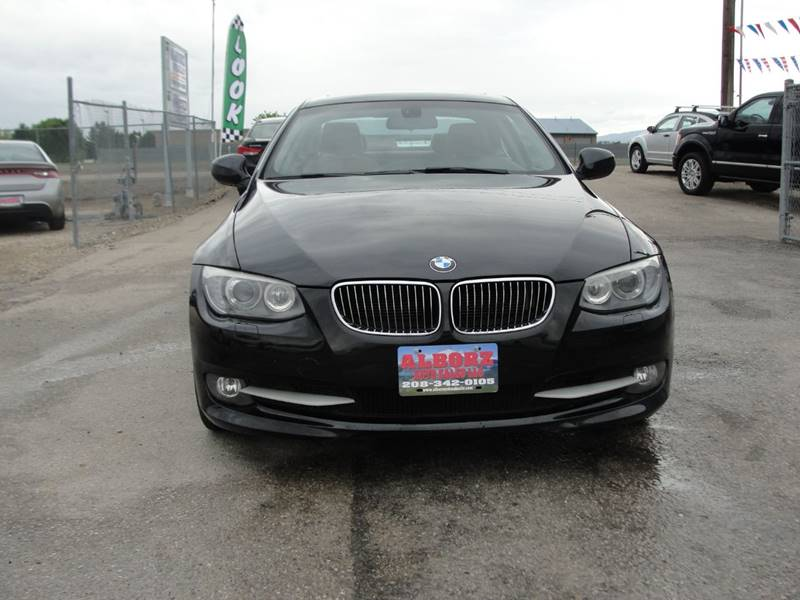 2012 Bmw 3 Series AWD 328i xDrive 2dr Coupe SULEV In Boise