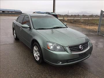 2006 Nissan Altima for sale in Boise, ID