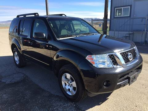 2009 Nissan Pathfinder for sale in Boise, ID