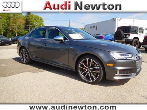 2018 Audi S4 for sale in Newton, NJ