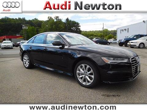 2017 Audi A6 for sale in Newton, NJ