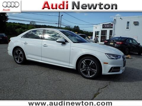2018 Audi A4 for sale in Newton, NJ