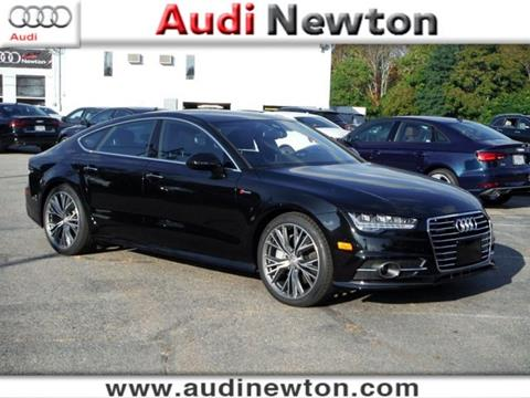 2018 Audi A7 for sale in Newton, NJ