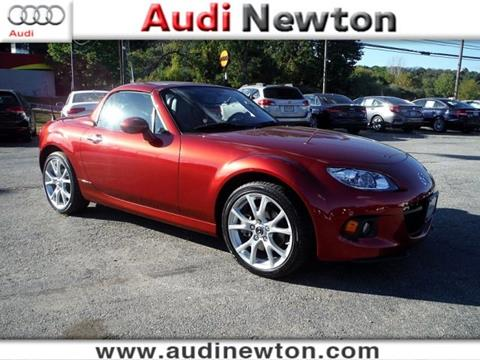2014 Mazda MX-5 Miata for sale in Newton, NJ